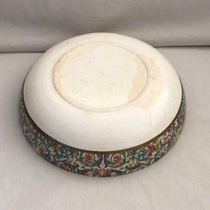 Vintage Accents - Vintage Paper Mache Bowl